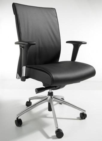 Buroflex bureaustoel 905, leatherlook