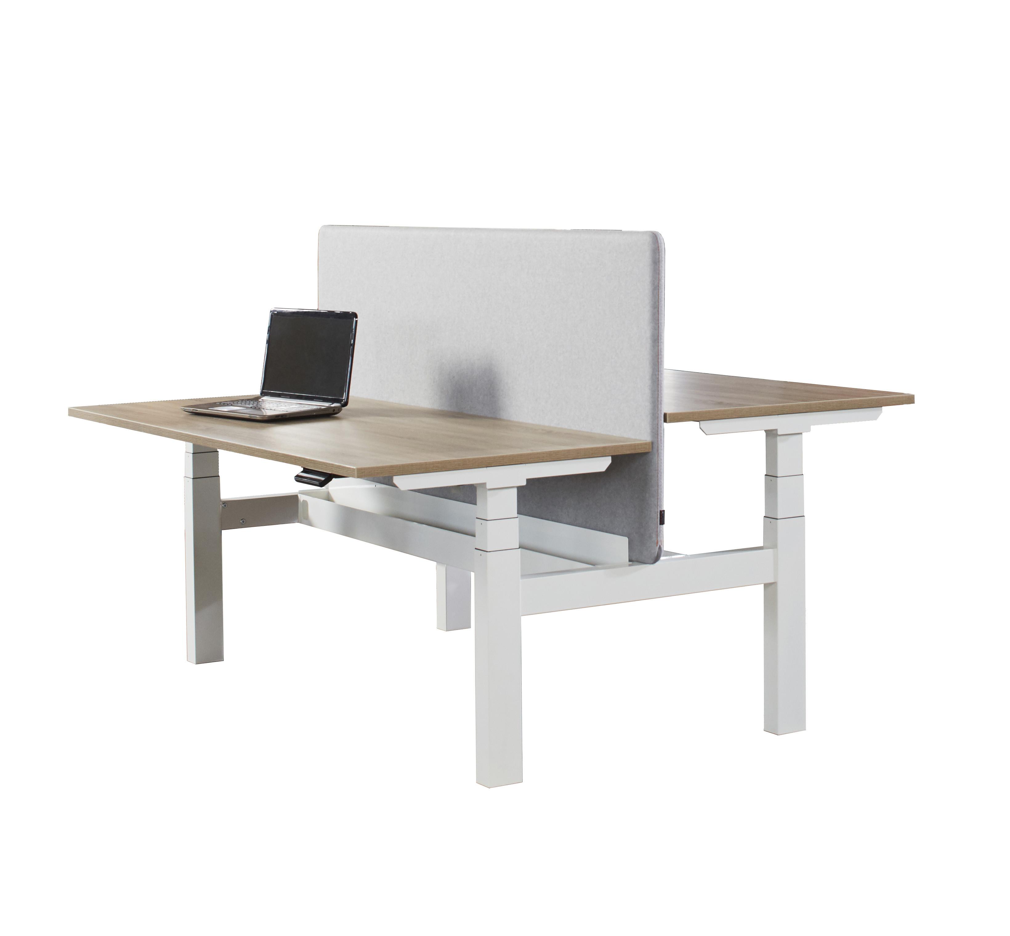 Flex 3 elektrisch Zit/Sta bureau bench