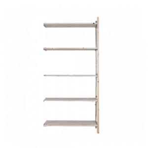 Aanbouwstelling met 5 legborden