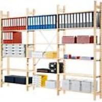 Eurorek houten stelling