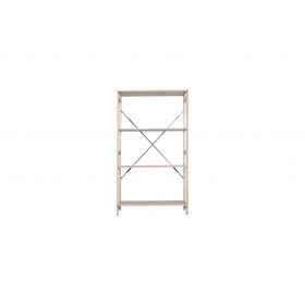 Eurorek houten basisstelling 150x100x30 cm (hxbxd)