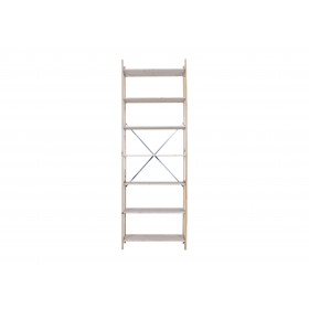 Eurorek houten basisstelling 300x100x30 cm (hxbxd)